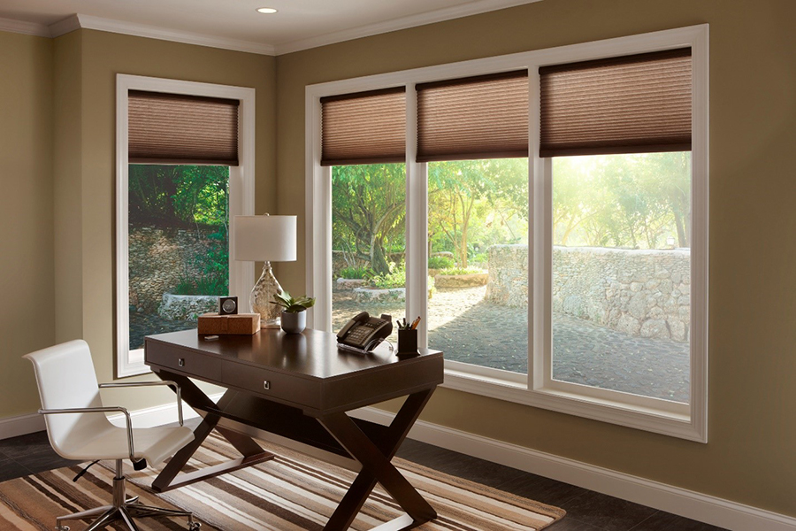 Protect Your Home with Lutron Motorized Window Treatments