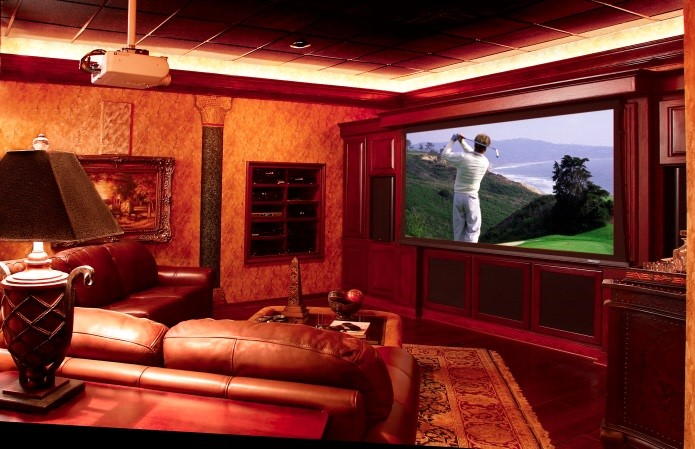 Should You Hire a Professional for Your Dedicated Home Theater?