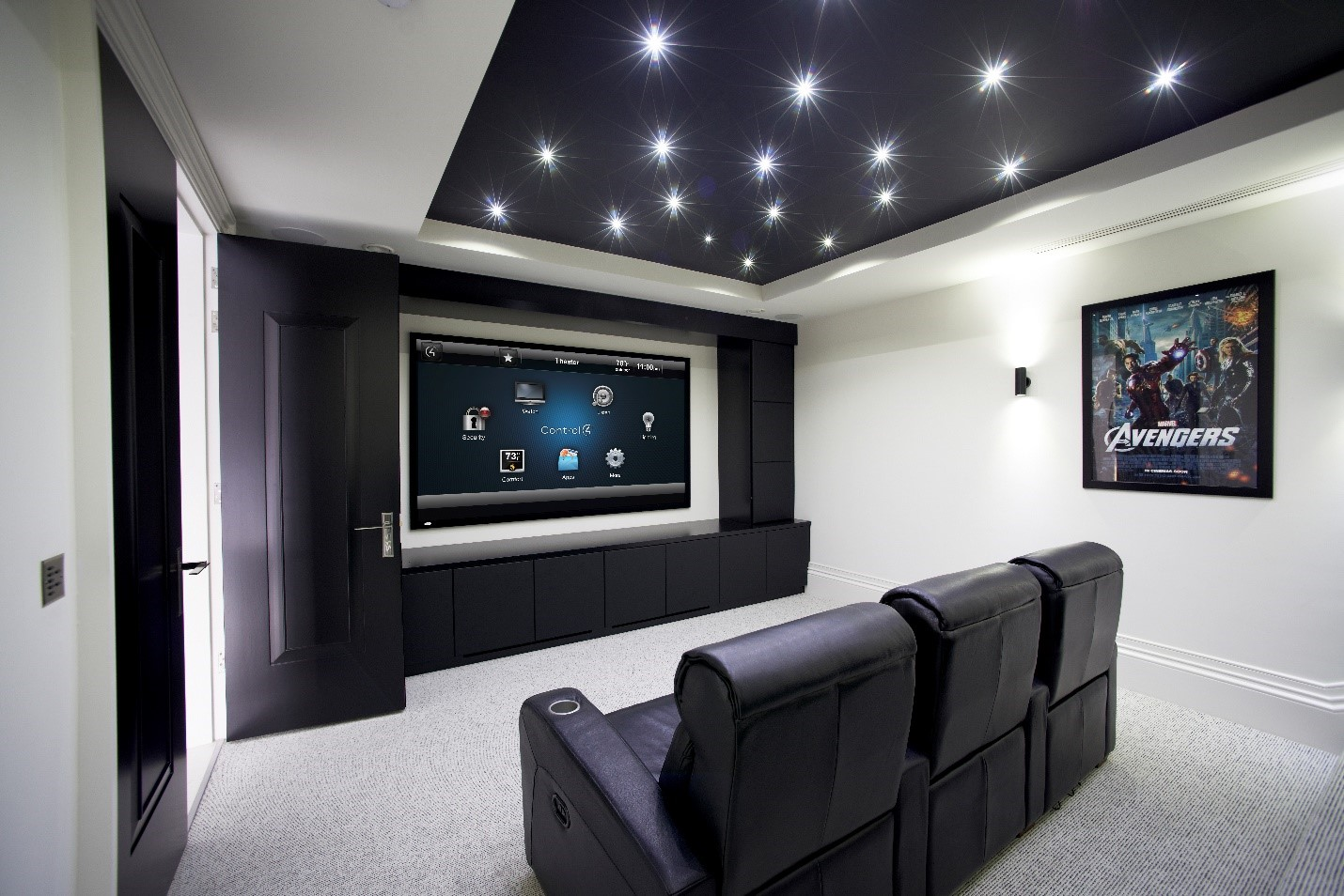 The Secret to a Stunning Home Theater