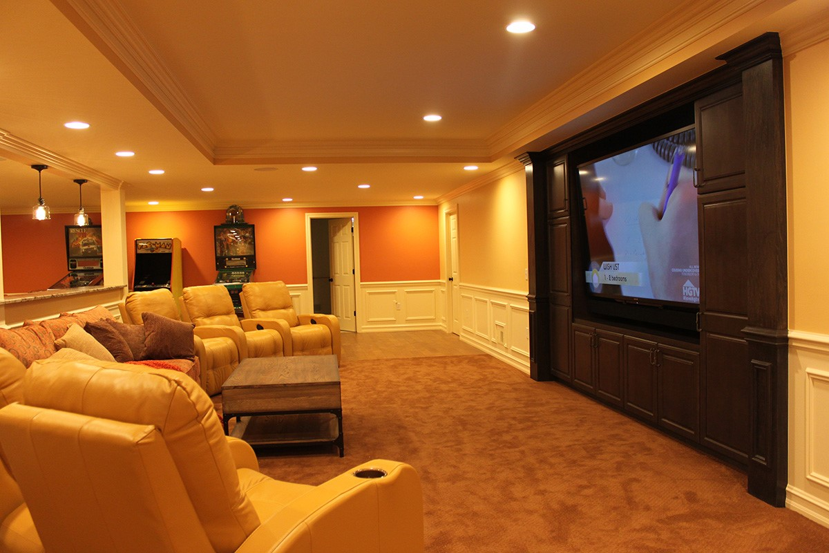 How Home Lighting Control Enhances Your Home Theater