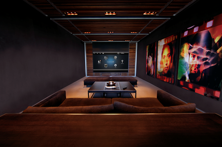 How Many Different Home Theater Options Are There?