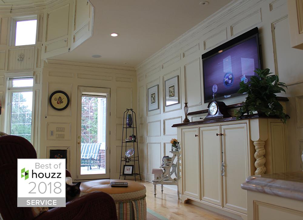 Harbert Home Systems of Saginaw, MI  Awarded Best Of Houzz 2018