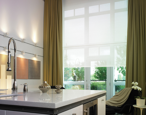 Do Automated Lighting Controls & Motorized Window Treatments Really Complement Your Interior Design?